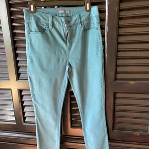 Level 99 Blue Skinny Jean